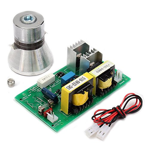 ILS - AC220V Power Driver Board + 100W 28KHz Ultrasonic Cleaning Transducer Cleaner