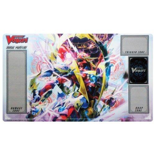 Karte kämpfen Vanguard Englisch Vanguard Spielmatte BT09-SP Dragonic Kaiser Vermilion% Daburuku  ote% DAS BLUT% Daburuku  ote%