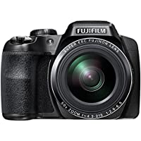 Fujifilm FinePix S9800 Digital Camera with 3.0-Inch LCD (Black) 16452279 (International Model) No Warranty