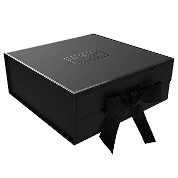 Amazon.com: JiaWei - Caja de regalo grande de papel ...