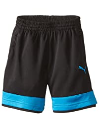 PUMA Little Boys' Angle Short Toddler
