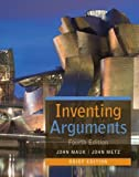 Inventing Arguments, Brief (Inventing Arguments Series) 4th Edition