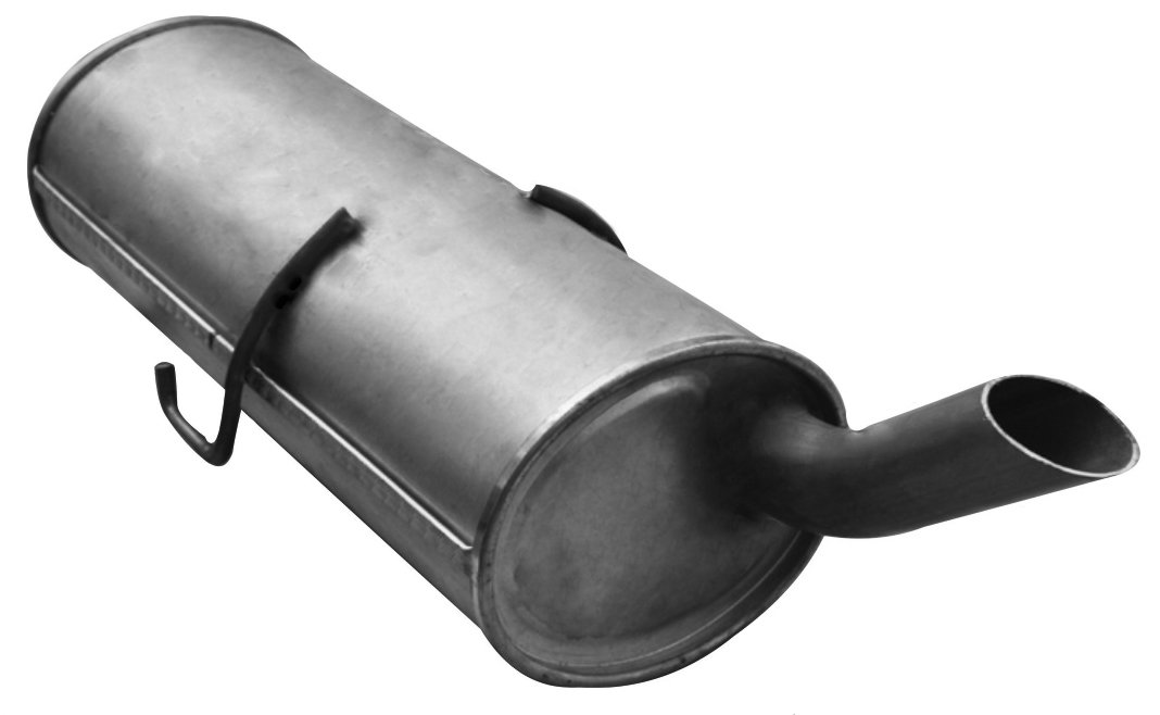 ETS-Exhaust ETS-210 Exhaust Rear Silencer