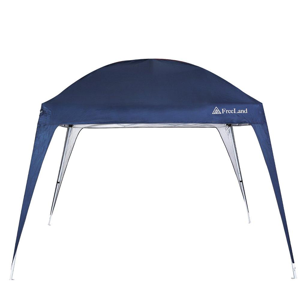 No Name Pop-Up Canopy Zelt mit Schräge Beine, 10 x 10 ft Boden, 8 x ...