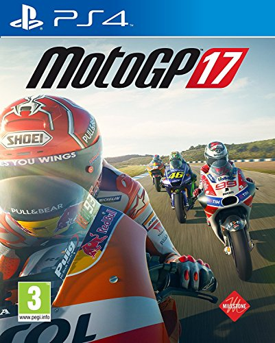 MotoGP 17 - Playstation 4 PS4 (Game Motogp)