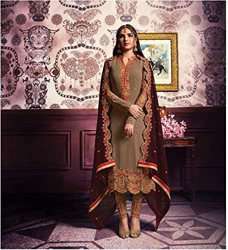 Ready to wear Georgette indian ethnic wear ()