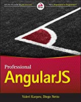 Professional AngularJS Front Cover