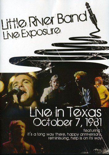 Little River Band: Live Exposure (1981) by Cherry Red Uk