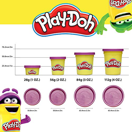 Play-Doh Sparkle and Bright 14 Pack of Cans, Non-Toxic Modeling Compound, 3-Ounce Cans (Amazon Exclusive)