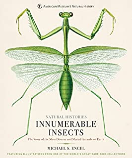 Book Cover: Innumerable Insects: The Story of the Most Diverse and Myriad Animals on Earth