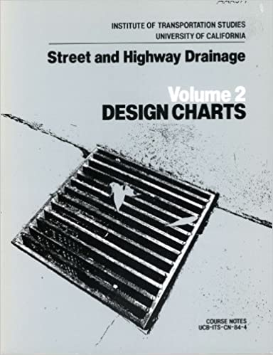 Street And Highway Drainage Volume 2 Design Charts Pipes Flowing