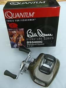 Quantum Bill Dance Signature Series Standard Speed Baitcast Reel