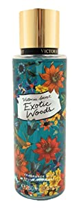 Victoria's Secret Exotic Woods Fragrance Mist