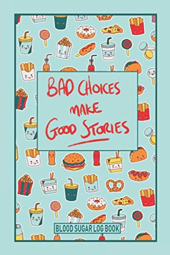 """Blood Sugar Log Book: Diabetic Food Journal 