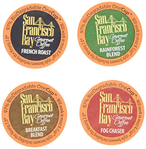 40 Count Francisco Variety Flavors