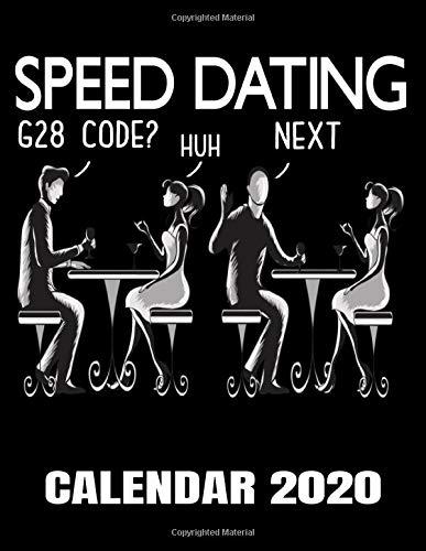 speed dating calendar)