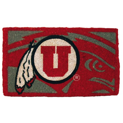 Utah Utes Welcome Mat