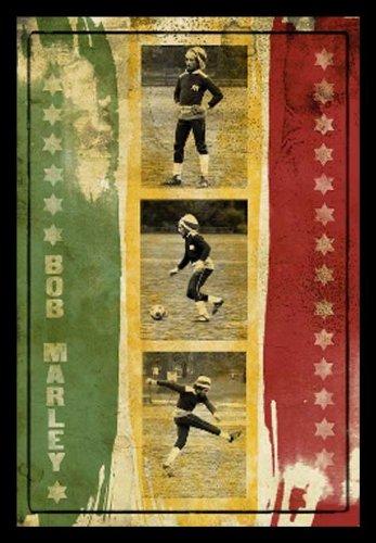 Bob Marley - Soccer Collage 24