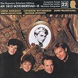 The Hyperion Schubert Edition 22 - An 1815 Schubertiad II / L. Anderson, Wyn-Rogers, MacDougall, Keenlyside, Johnson