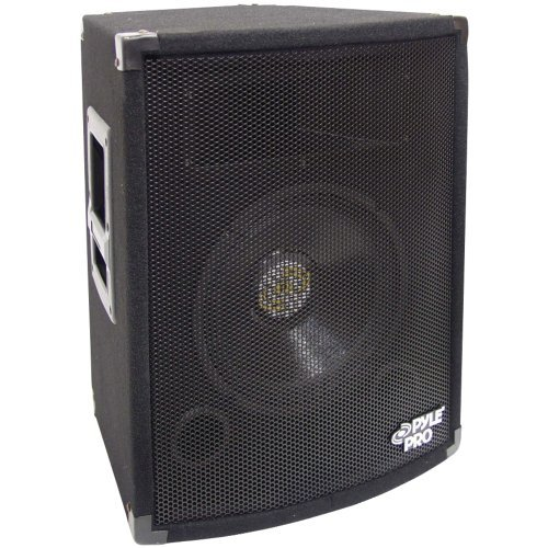 (PYLE-PRO PADH1079 - 500 Watt 10'' Two-Way Speaker Cabinet)