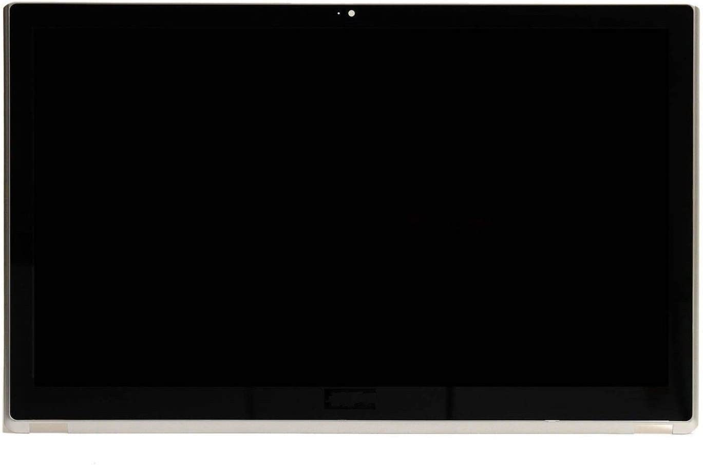 """HUAHAI 15.6"""" 1366X768 LCD Screen + Touch Digitizer Assembly + Bezel B156XTN03.1 for Acer Aspire V5-571P-6815 MS2361"""