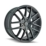 Touren 3260-2814G  TR60  Wheel with Gunmetal Finish (20x8.5''/5x108mm)