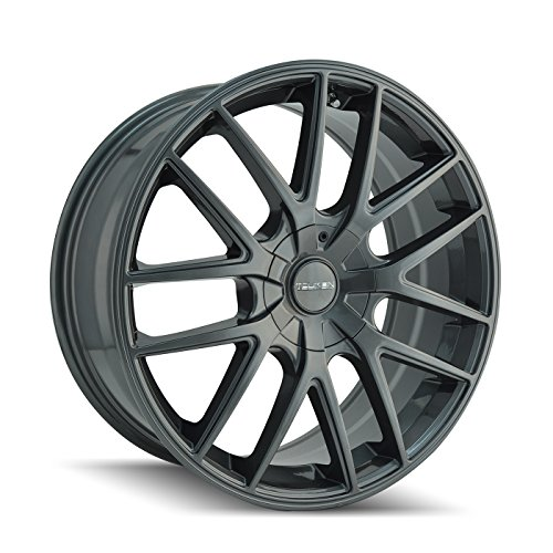 Touren TR60 3260 Wheel with Gunmetal Finish (16x7