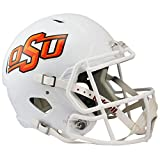 Oklahoma State Cowboys Officially Licensed NCAA Speed Full Size Replica Football Helmet