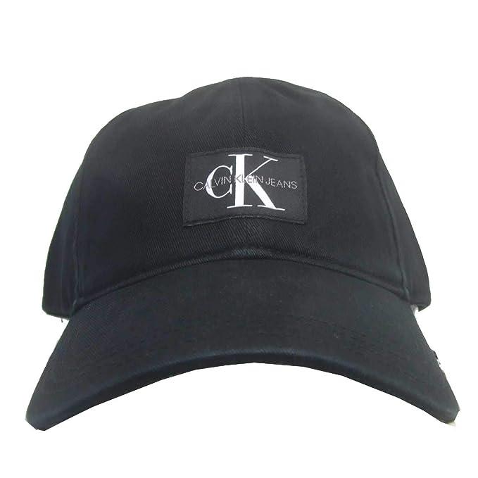 Calvin Klein - Gorra de béisbol - para Hombre Negro Negro (Taille Unique: Amazon.es: Ropa y accesorios