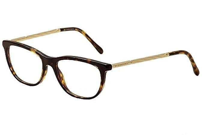 Burberry Women s BE2189 Eyeglasses Bordeaux 52mm at Amazon Women s ... 68f7896c90e6