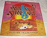 You're Not The Lone Ranger By John & Kathy Shane & Alice Record Vinyl Album LP