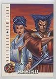 Mariko Yashida (Trading Card) 1996 Fleer X-Men - [Base] #84