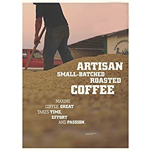 Tiny Footprint Coffee Organic Cold Press Elixir - Cold Brew Coffee, Ground, 16 Ounce