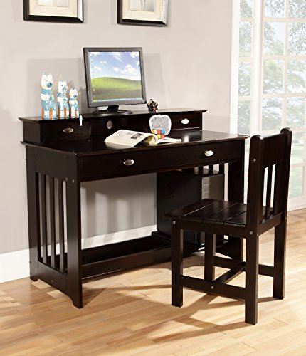 American Furniture 2967DH Classics Desk with Hutch