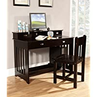 American Furniture 2967DH Classics Desk with Hutch