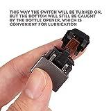 Metal Switch Opener Gliging Mechanical Keyboard