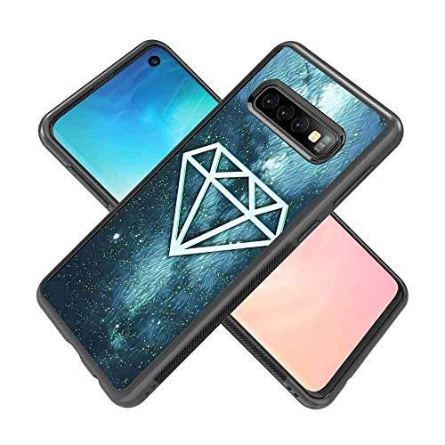 - Azul Diamante Pelo Phone Case Compatible Galaxy S10 [6.1inch]