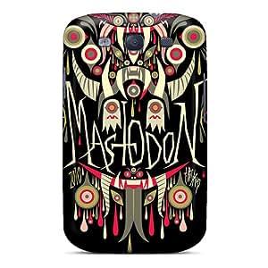 ArtCart Snap On Hard Case Cover Mastodon Protector For Galaxy S3