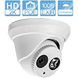 IP Camera, 4.1 Megapixels HD IP Security Surveillance Camera OEM DS-2CD2342WD-1
