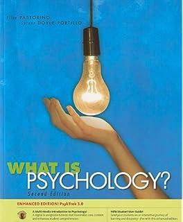 What is Psychology? PsykTrek 3.0 Enhanced Edition