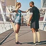 Laite Hebe compression socks women&men, Nude,S/M