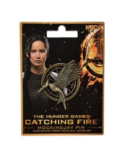 The Hunger Games Catching Fire Mockingjay Prop Replica Pin by The Hunger Games: Catching (Prop Replica Mockingjay Pin)