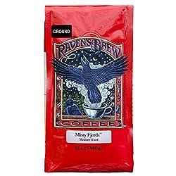 Ravens Brew Ground Coffee (Misty Fjords)