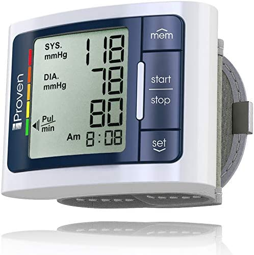 Blood Pressure Monitor Wrist Clinically product image