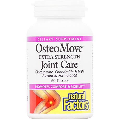 OsteoMove Joint Care Natural Factors 60 Tabs
