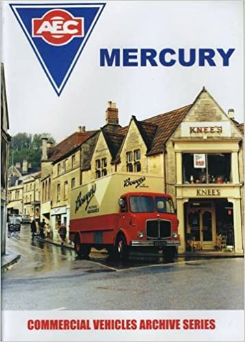 The AEC Mercury (Commercial Vehicles Archive Series)