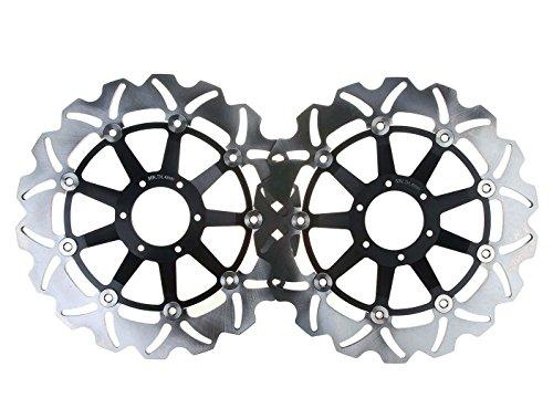 Racing Sport Motorcycle Bearing brake rotor disc Fit for Honda CBR 600 F4 99-00