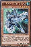 "Carte Yu-Gi-Oh! ""Bubbleman, HEROS Elémentaire"" SDHS-FR012 - VF/COMMUNE"