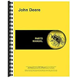 New John Deere 4040 Tractor Parts Manual