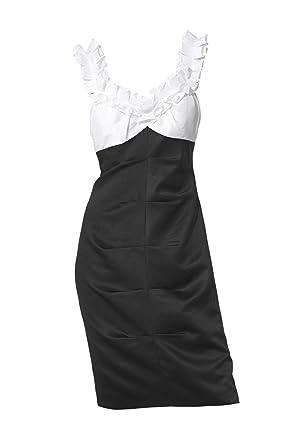 Schwarz Robe Event Amazon Brooke Ashley 42 Noir Femme wXEq5xa